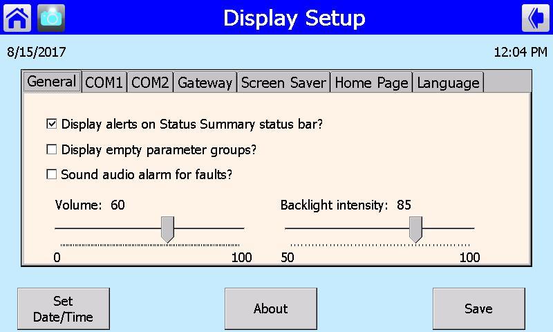 0006 – Display Setup
