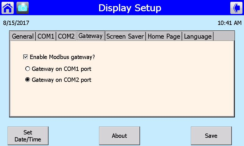 0009 – GatewayDisplay