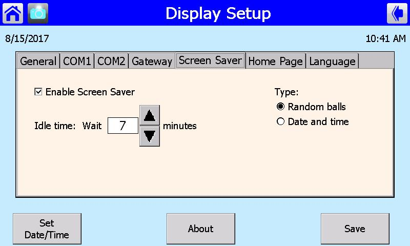 0010 – ScreenSaverDisplay